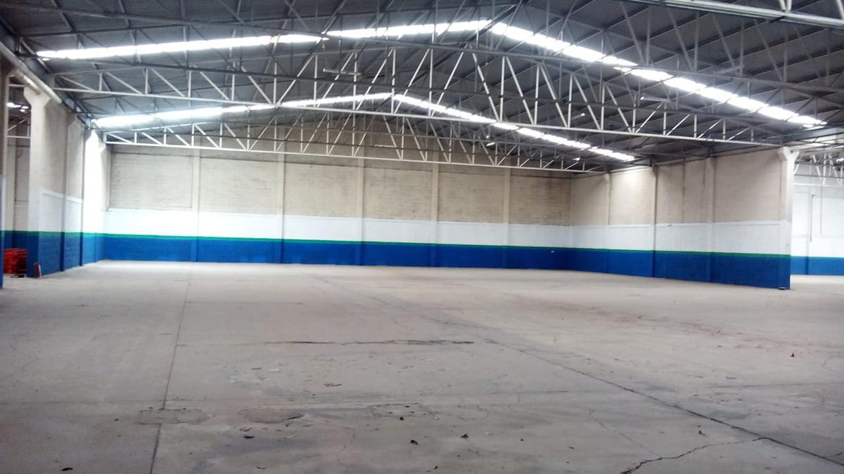 Foto Bodega Industrial en Renta en  Zona Industrial,  San Luis Potosí  BODEGA EN RENTA EN EJE al 100