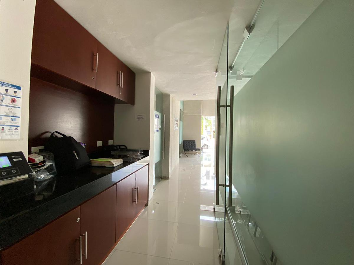 Foto Oficina en Renta en  Residencial Colonia México,  Mérida  Edificio corporativo en renta en Merida- colonia México- equipado