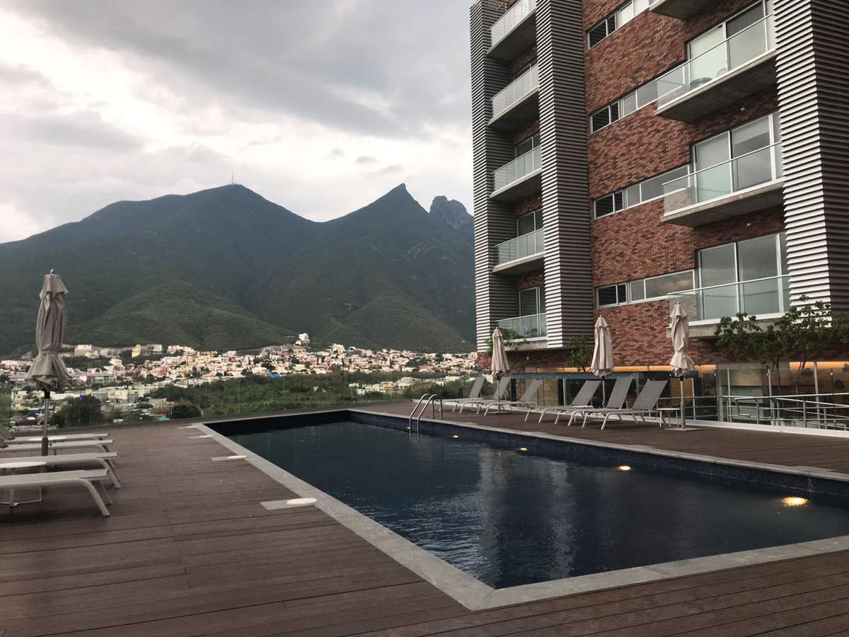 Foto Departamento en Renta en  Ladrillera,  Monterrey  DEPARTAMENTO NUEVO Y AMUEBLADO EN RENTA NUEVO SUR $25,000