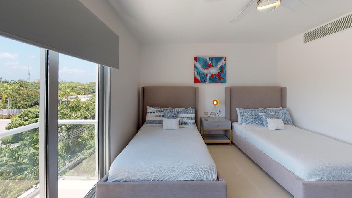 Foto Departamento en Venta en  Playa del Carmen,  Solidaridad  Departamento 2 habitaciones con Beach Club y Campo de Golf- CORASOL Playa del Carmen