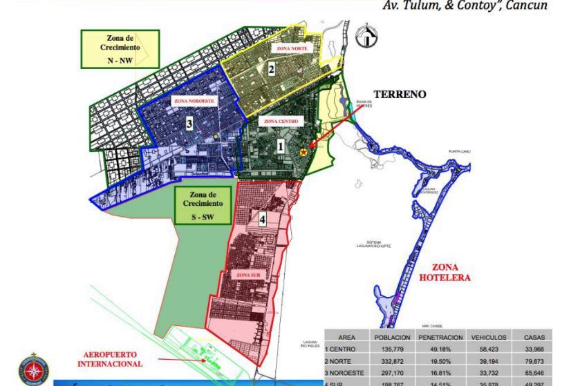 Foto Local en Venta en  Cancún Centro,  Cancún         Locales comerciales en venta Cancun