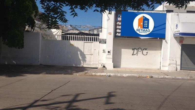 Foto Bodega Industrial en Renta en  Jorge Almada,  Culiacán  BODEGA EN RENTA EN AGUILAR BARRAZA CULIACAN SINALOA