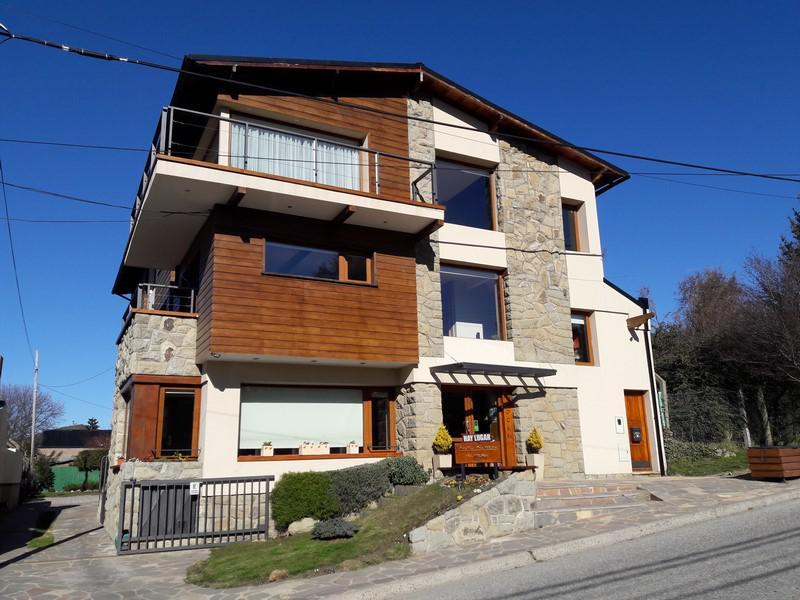 Foto Hotel en Venta en  Melipal,  San Carlos De Bariloche         Melipal