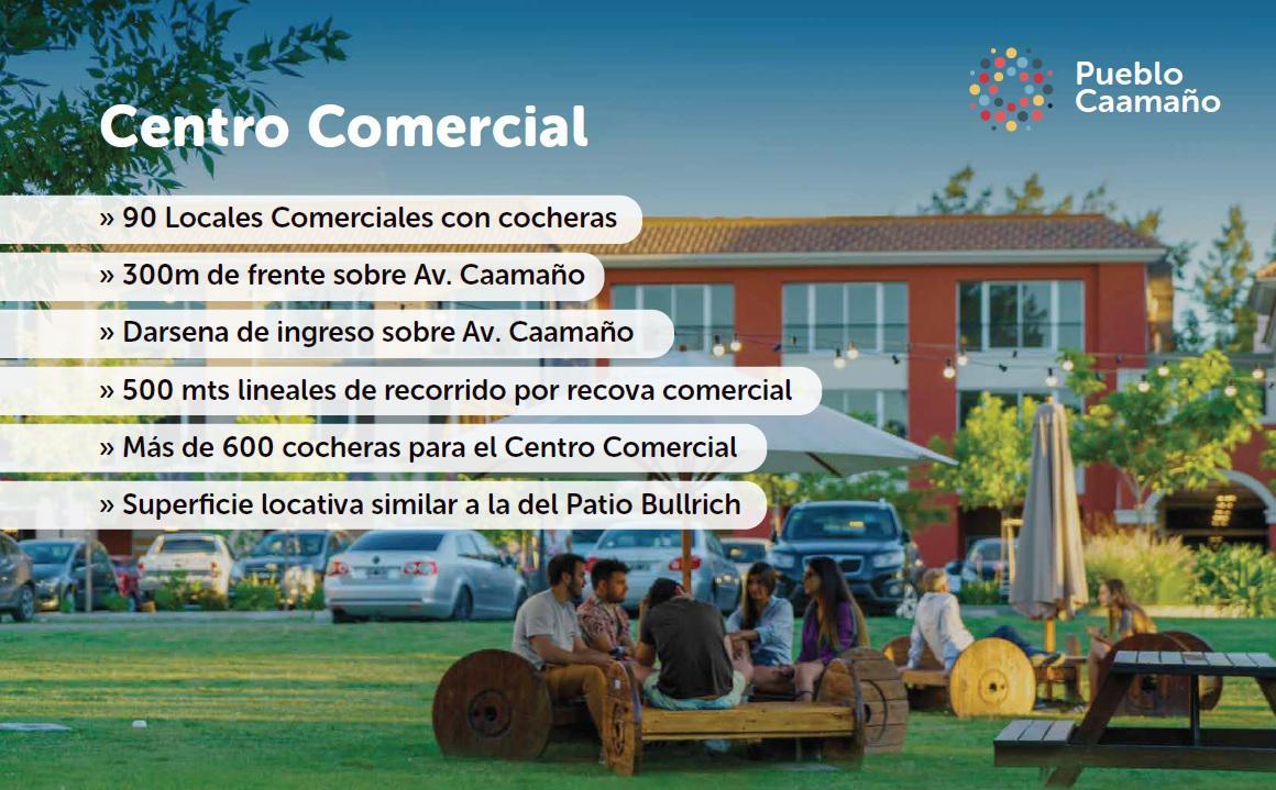 Foto Local en Venta en  Pueblo Caamaño,  Pilar  Caamaño al 600