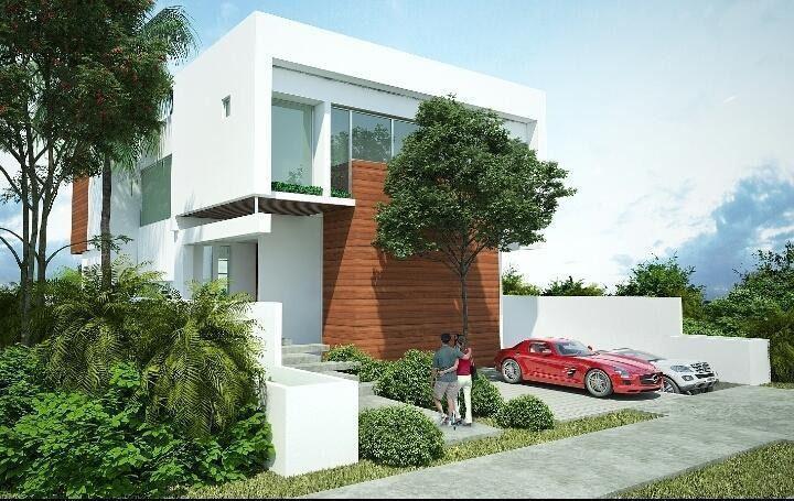 Foto Casa en Venta en  Puerto Cancún,  Cancún  Residencia de Lujo en VENTA 4 Rec./5 ba, Los Canales,  Puerto Cancún