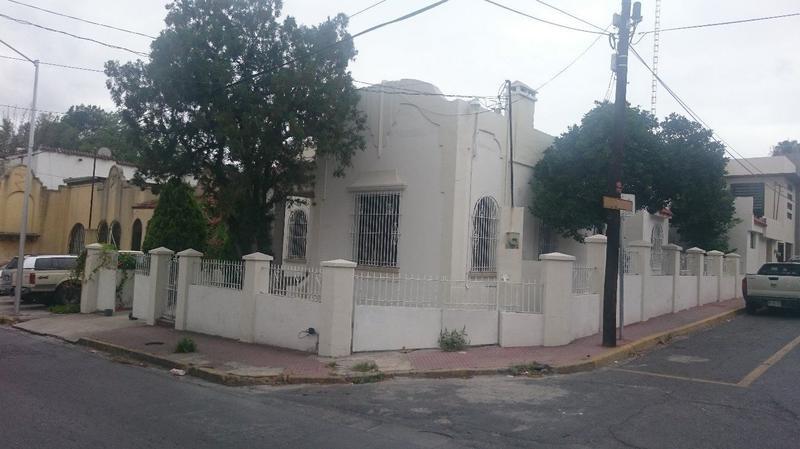 Foto Casa en Venta en  Centro,  Monterrey  CASA COMERCIAL EN VENTA EN CENTRO DE MTY