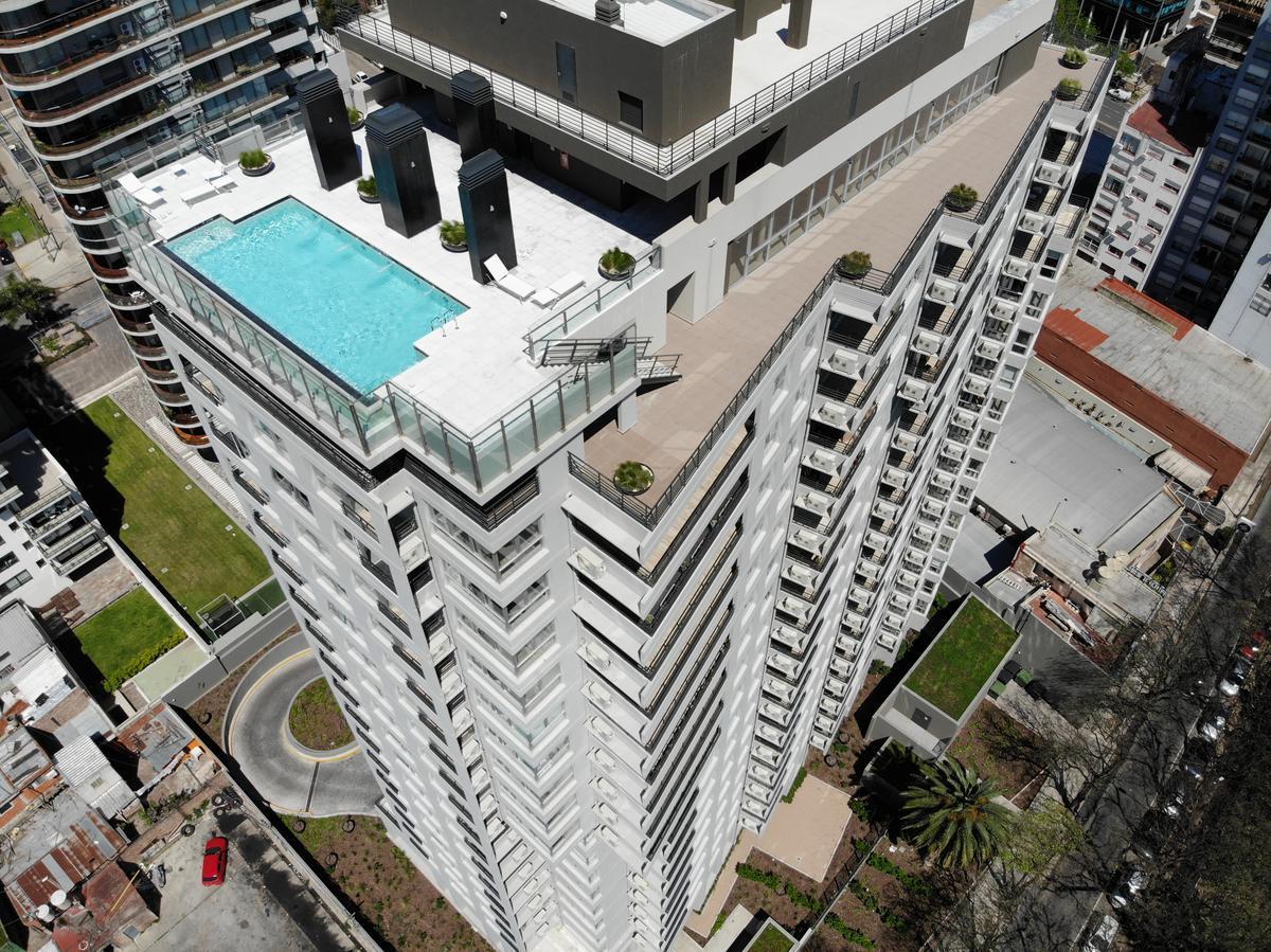 Foto Departamento en Venta en  Olivos-Vias/Rio,  Olivos  STAR TOWER, Sturiza 418, 13° A1