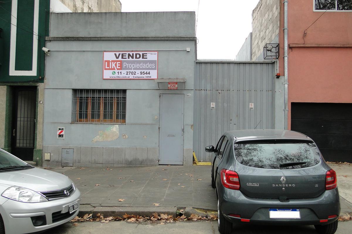 Foto Depósito en Venta en  Chacarita ,  Capital Federal  SANTOS DUMONT al 4600