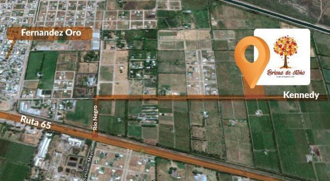 Foto Terreno en Venta en  General Fernandez Oro ,  Rio Negro  Kennedy 1150