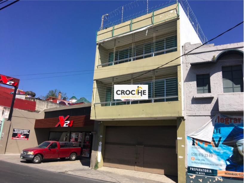 Foto Oficina en Renta |  en  Xalapa Enríquez Centro,  Xalapa  Edificio en Renta en Xalapa, Ver en colonia Centro,