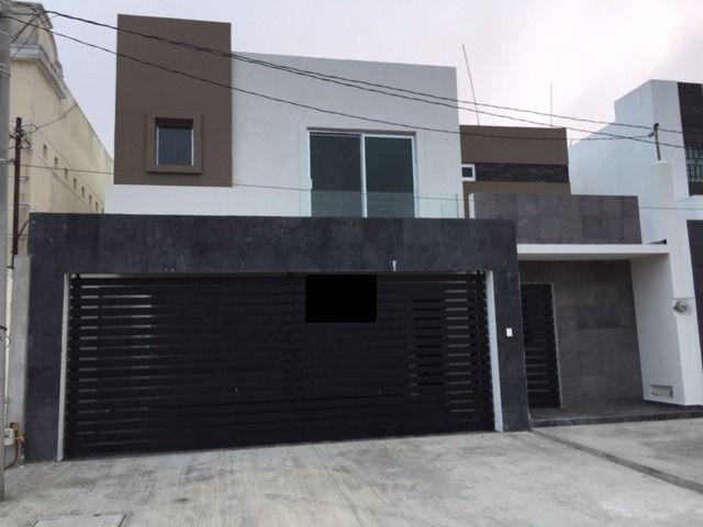 Foto Casa en Venta en  Unidad Nacional,  Ciudad Madero  Hermosa casa nueva Col. Unidad Nacional, calle Queretaro