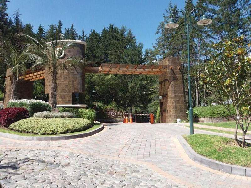 Foto Terreno en Venta en  Tumbaco,  Quito  Exclusiva Urbanización, lotes, $250/m2, para construir 2 casas