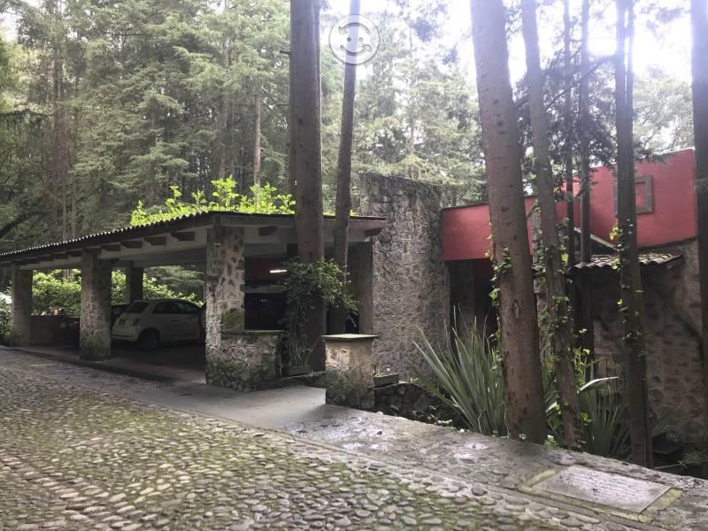 Foto Casa en condominio en Venta en  Coapanoaya,  Ocoyoacac  Venta de Casa en Hacienda San Martin, Ocoyoacac