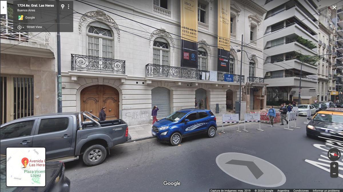 Foto Local en Venta | Alquiler en  Recoleta ,  Capital Federal  Av. Las Heras al 1700