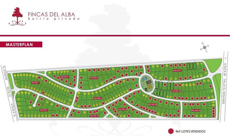 Foto Terreno en Venta en  Fincas del Alba,  Countries/B.Cerrado (Ezeiza)  Amplio lote en Barrio privado Fincas del Alba