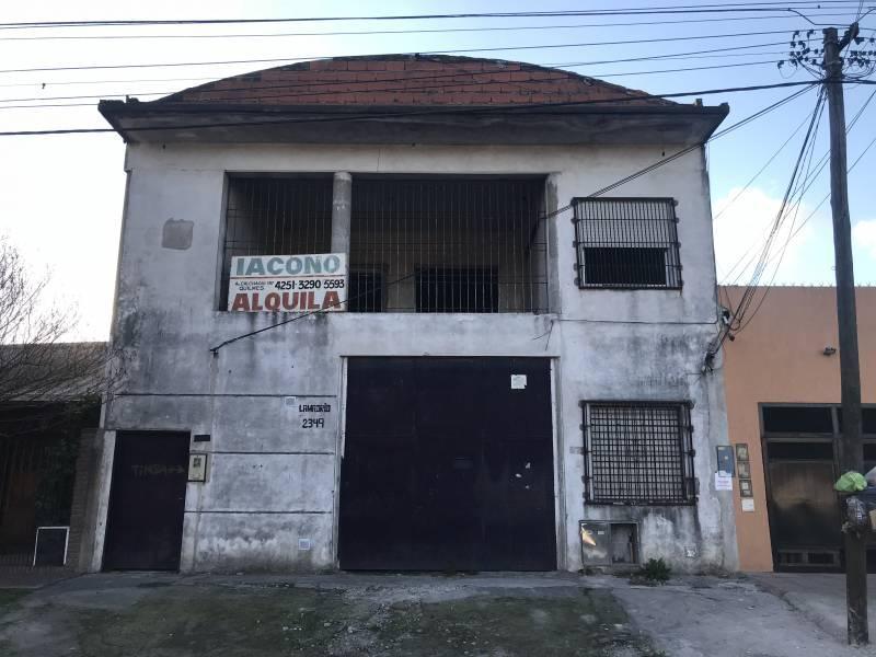 Foto Galpón en Alquiler en  Bernal,  Quilmes      Lamadrid al 2349 entre Viejo Bueno y Comodoro Rivadavia