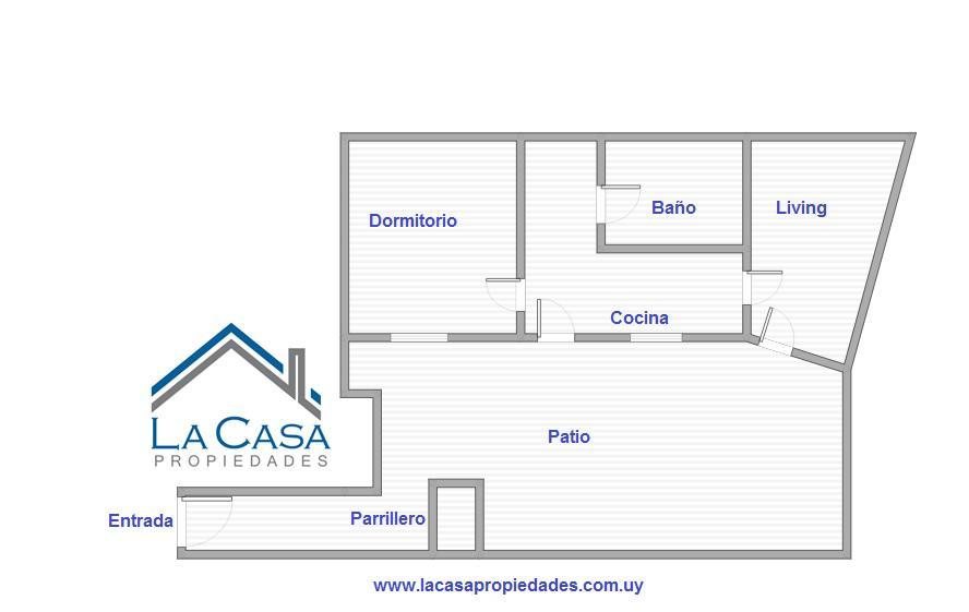 Foto Casa en Alquiler en  Colón ,  Montevideo  Vicuna Mackena al 1800