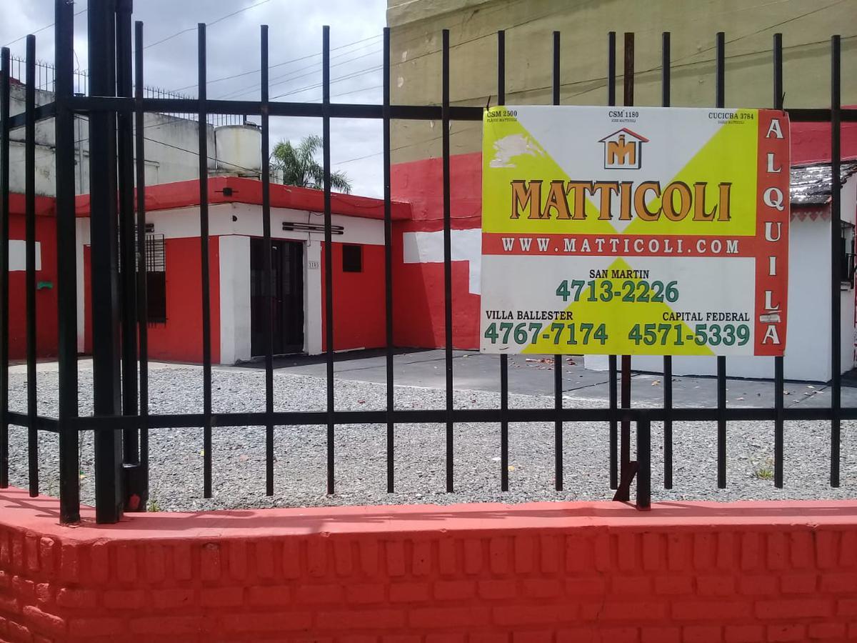 Foto Local en Venta en  General San Martin ,  G.B.A. Zona Norte  San Lorenzo al 3100