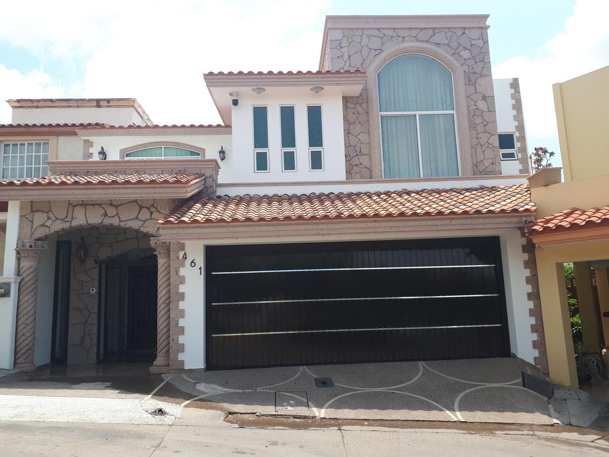 Foto Casa en Venta en  Fraccionamiento Colinas de San Miguel,  Culiacán  CASA CON ACABADOS DE LUJO, BALCONES DE SAN MIGUEL