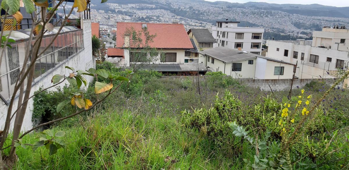 Foto Terreno en Venta en  Ponceano,  Quito  Ponceano