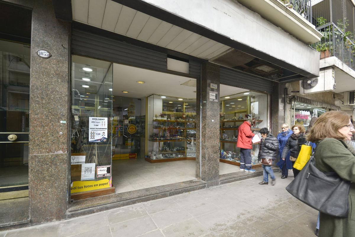 Foto Local en Alquiler en  Barrio Norte ,  Capital Federal  Av. Pueyrredón y Av Córdoba