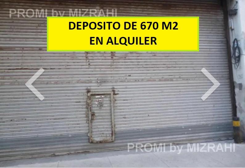 Foto Depósito en Alquiler en  Once ,  Capital Federal  ECUADOR al 500