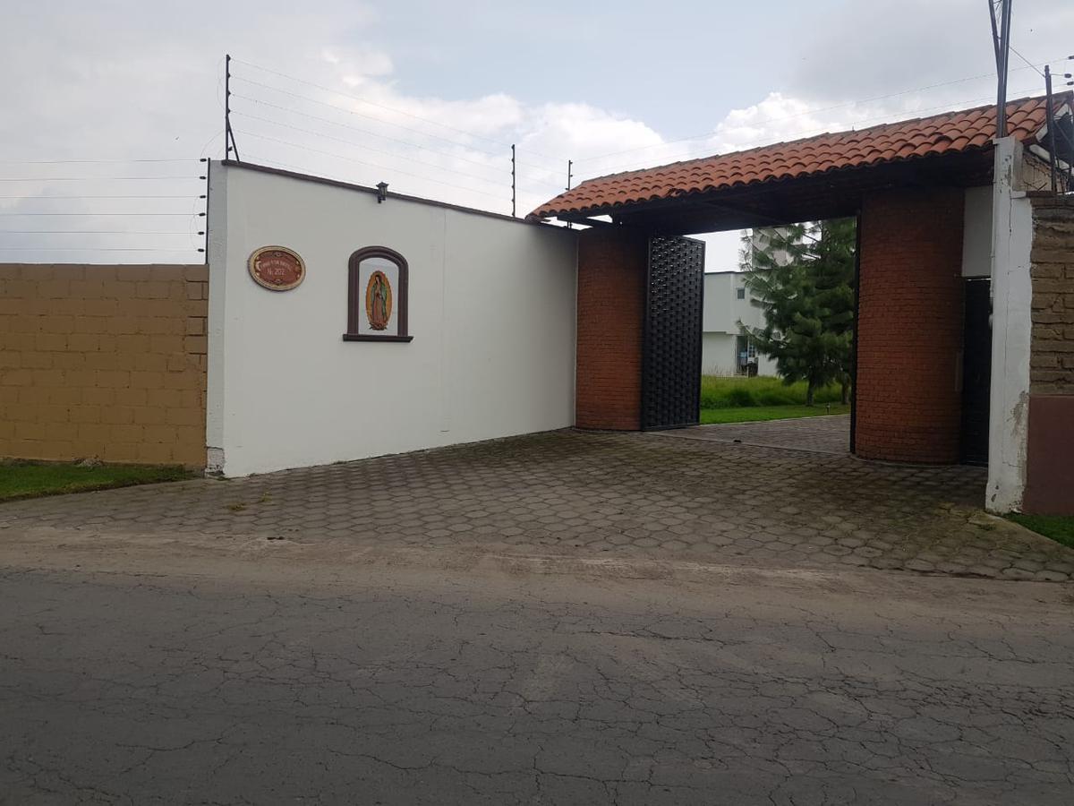 Foto Terreno en Venta en  La Concepción Coatipac (La Conchita),  Calimaya  VENTA TERRENO, CALIMAYA, MEX.