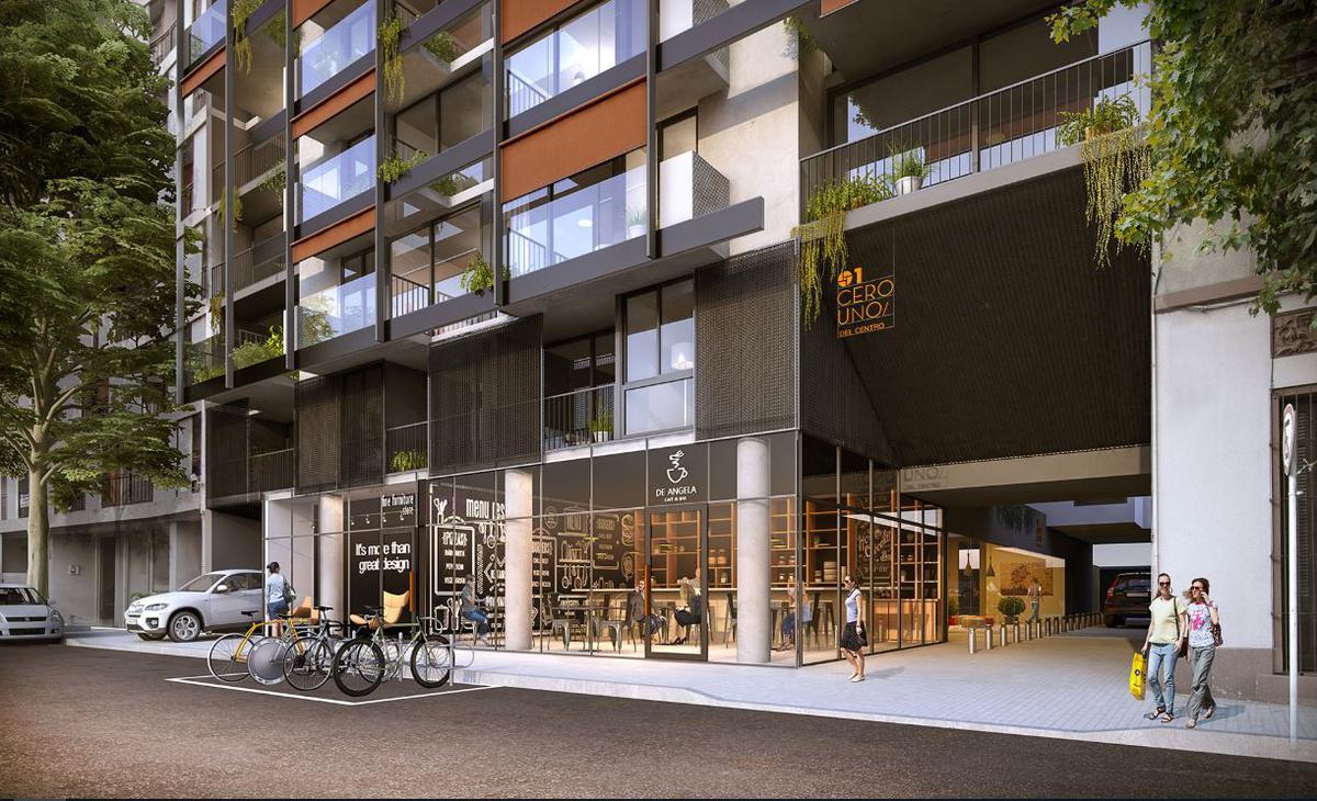 Foto Departamento en Venta en  Centro (Montevideo),  Montevideo  101 Apartamento de 2 dormitorios  En Venta, En Centro