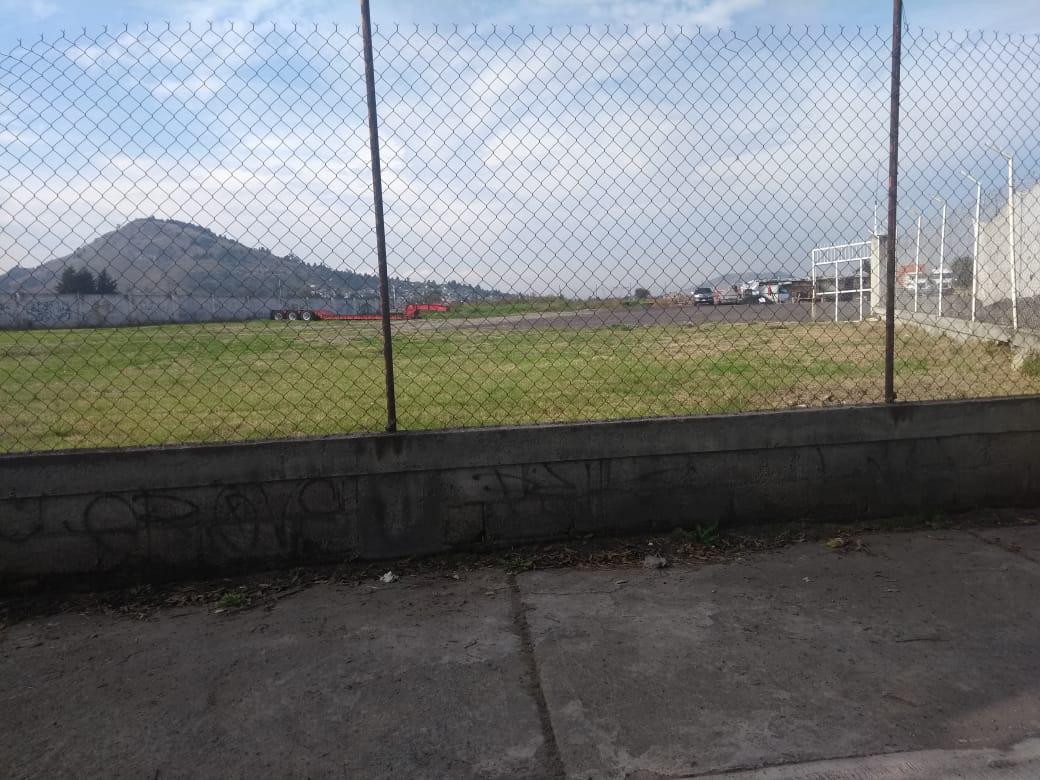 Foto Terreno en Renta en  San Martín Toltepec,  Toluca  SAN MARTIN TOLTEPEC