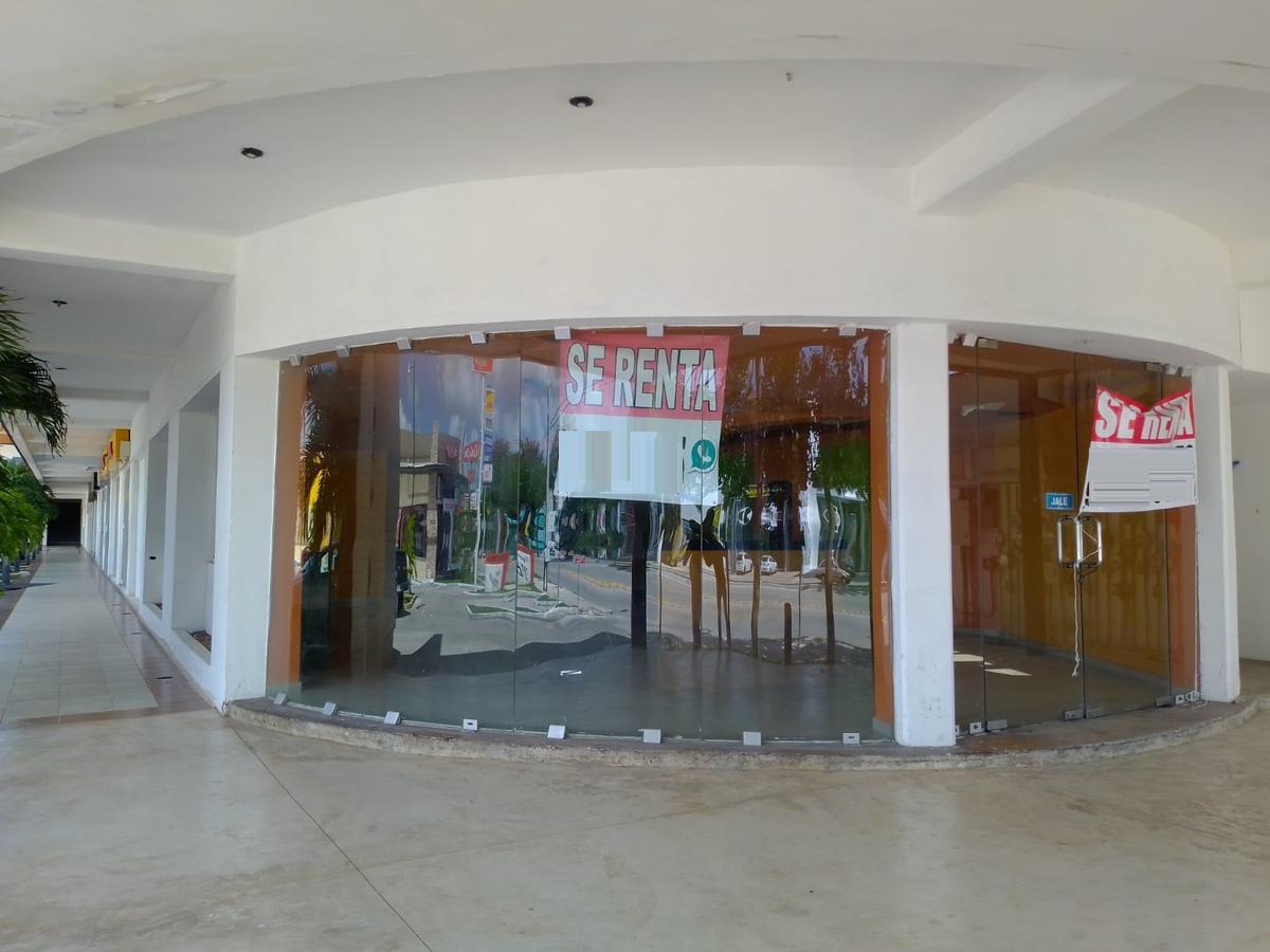 Foto Local en Renta en  Prolongación Montejo,  Mérida  Renta Local Comercial en Plaza Mayor (140 m2)