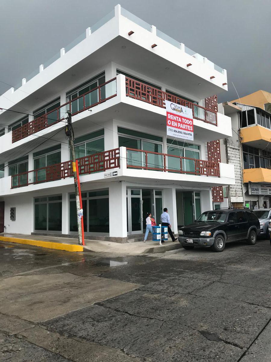 Foto Edificio Comercial en Renta en  Tuxpan ,  Veracruz  EDIFICIO COMERCIAL/OFICINAS EN EXCELENTE UBICACIÓN