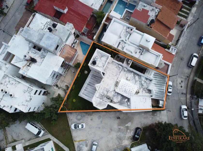 Foto Casa en Venta en  Supermanzana 15,  Cancún  Casa  Sola en VENTA Sm 15 - Cancun