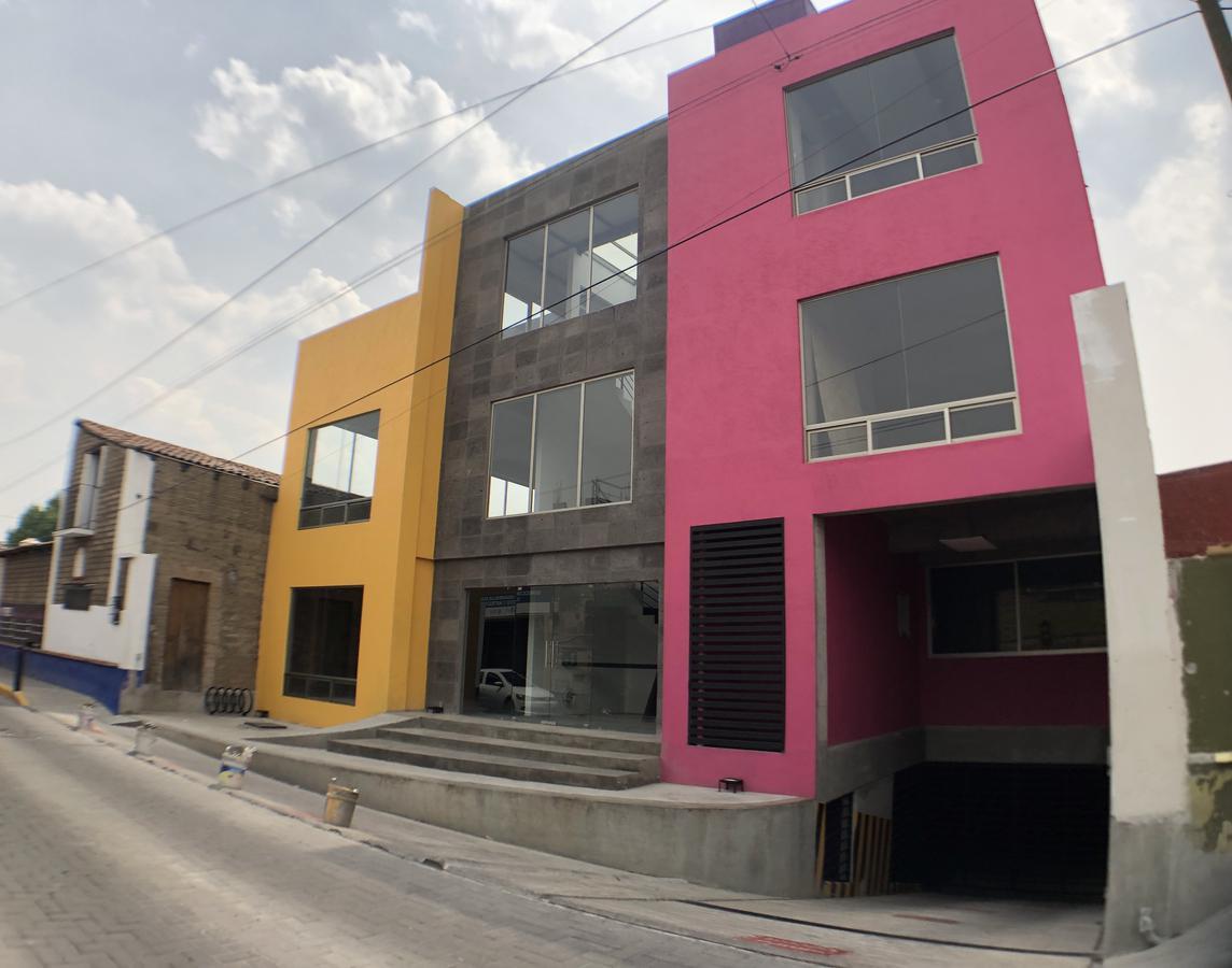 Foto Edificio Comercial en Renta en  Santa Cruz,  Metepec  Edificio en Renta, Morelos, Barrio de Santa Cruz, Metepec