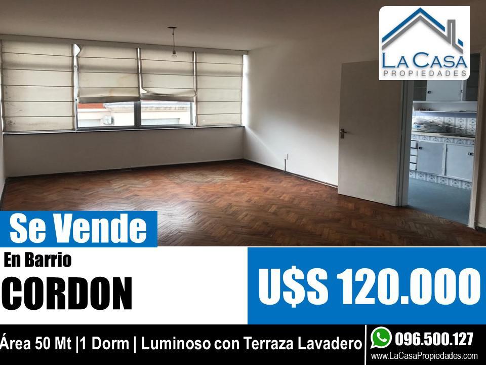 Foto Apartamento en Venta en  Cordón ,  Montevideo  barbato al 1400