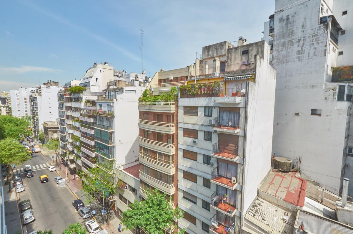 Foto Departamento en Venta | Alquiler en  Barrio Norte ,  Capital Federal  AV. SANTA FE Y AGUERO - 8°13