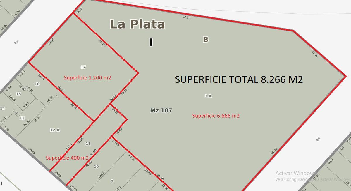Foto Galpón en Venta en  La Plata,  La Plata  46 e/ 1 y 115