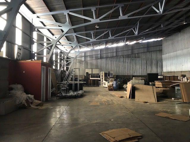 Foto Bodega Industrial en Renta en  Pavas,  San José  Bodega industrial en Pavas de 550 m2
