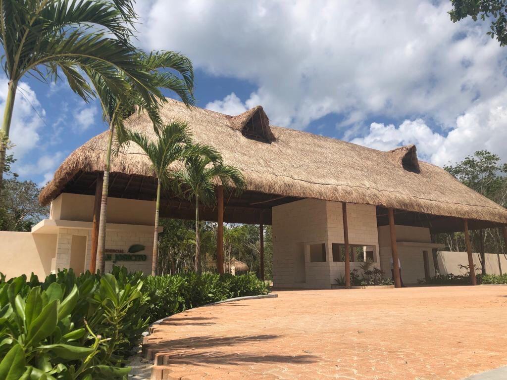 Foto Terreno en Venta en  Solidaridad ,  Quintana Roo  LOTES EN VENTA RESIDENCIAL SAN JOSECITO (RIVIERA MAYA)