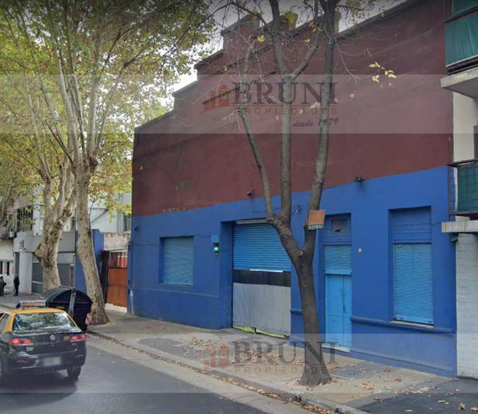 Foto Terreno en Venta en  Barracas ,  Capital Federal  Salta al 2100