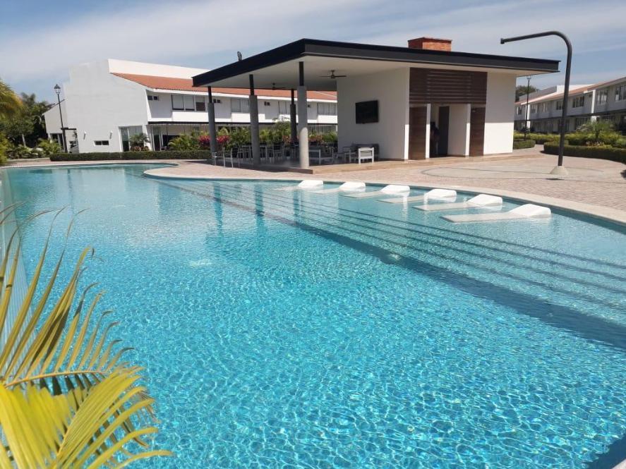 Foto Casa en Venta en  Ejido Nuevo Vallarta,  Bahía de Banderas  MODELO AMBER #503