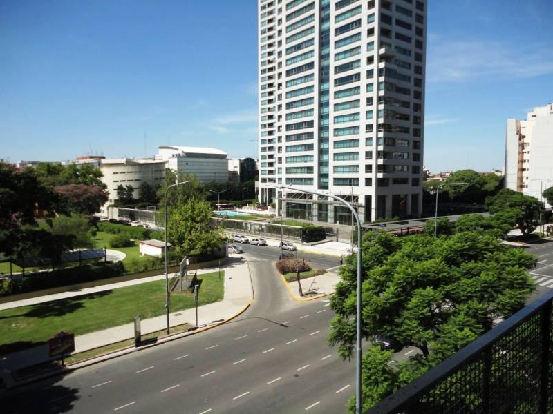 Foto Departamento en Venta en  Palermo ,  Capital Federal  Av. Figueroa Alcorta y Cavia, 4 Piso