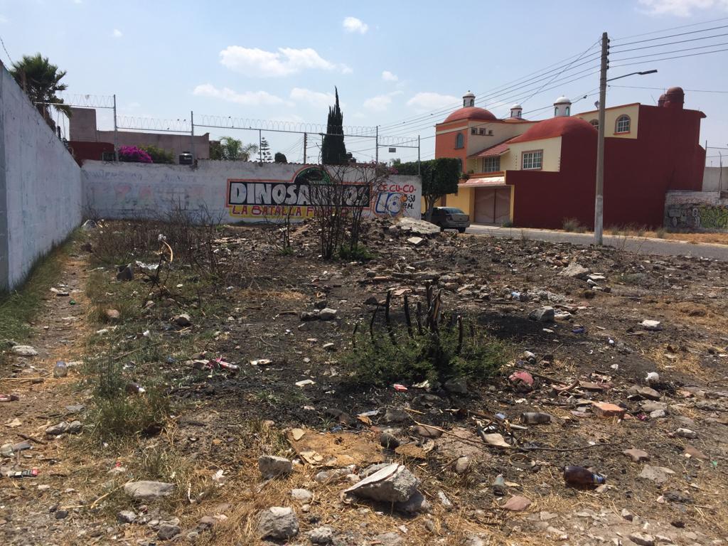 Foto Terreno en Renta en  Lomas de San Juan,  San Juan del Río  TERRENO EN RENTA EN SAN JUAN DEL RÍO QUERETARO