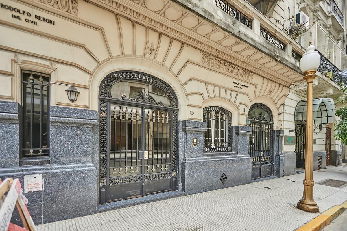 Foto Departamento en Alquiler en  Retiro,  Centro (Capital Federal)  Juncal  al 800