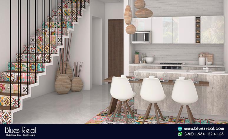 Picture Apartment in Sale in  Tulum ,  Quintana Roo   Lofts in Tulum; Folklore
