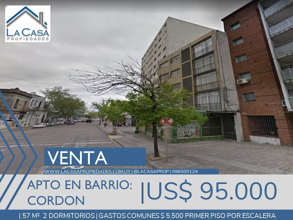Foto Apartamento en Venta en  Cordón ,  Montevideo  Fernandez Crespo al 2000