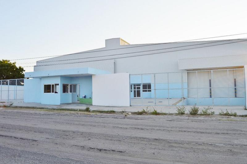 Foto Nave Industrial en Renta en  Parque Industrial,  La Paz  Parque Industrial