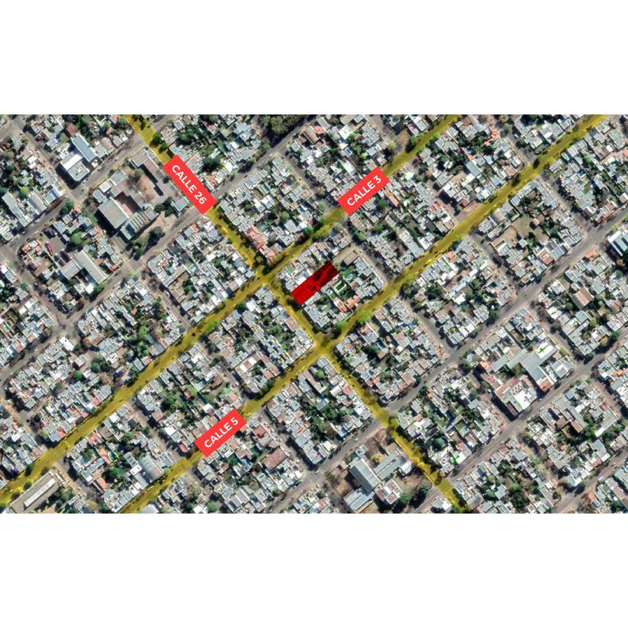 Foto Terreno en Venta en  General Pico,  Maraco  Calle 26 e/ 3 y 5