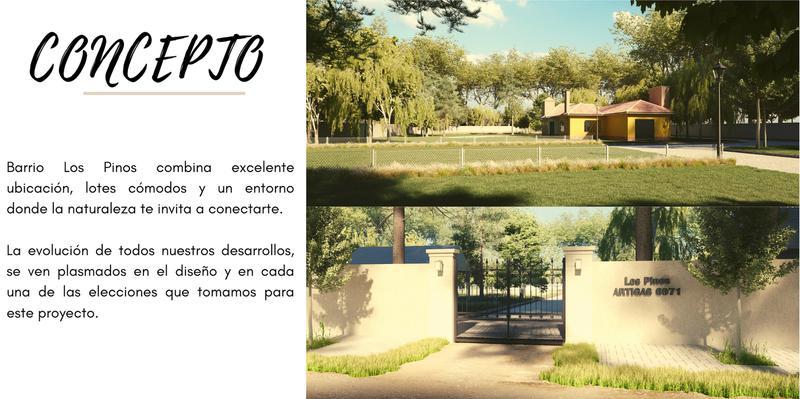 Foto Terreno en Venta en  Pilar ,  G.B.A. Zona Norte  LOS PINOS