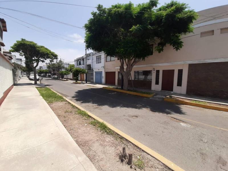 Foto Terreno en Venta en  Chorrillos,  Lima  Pastor sevilla