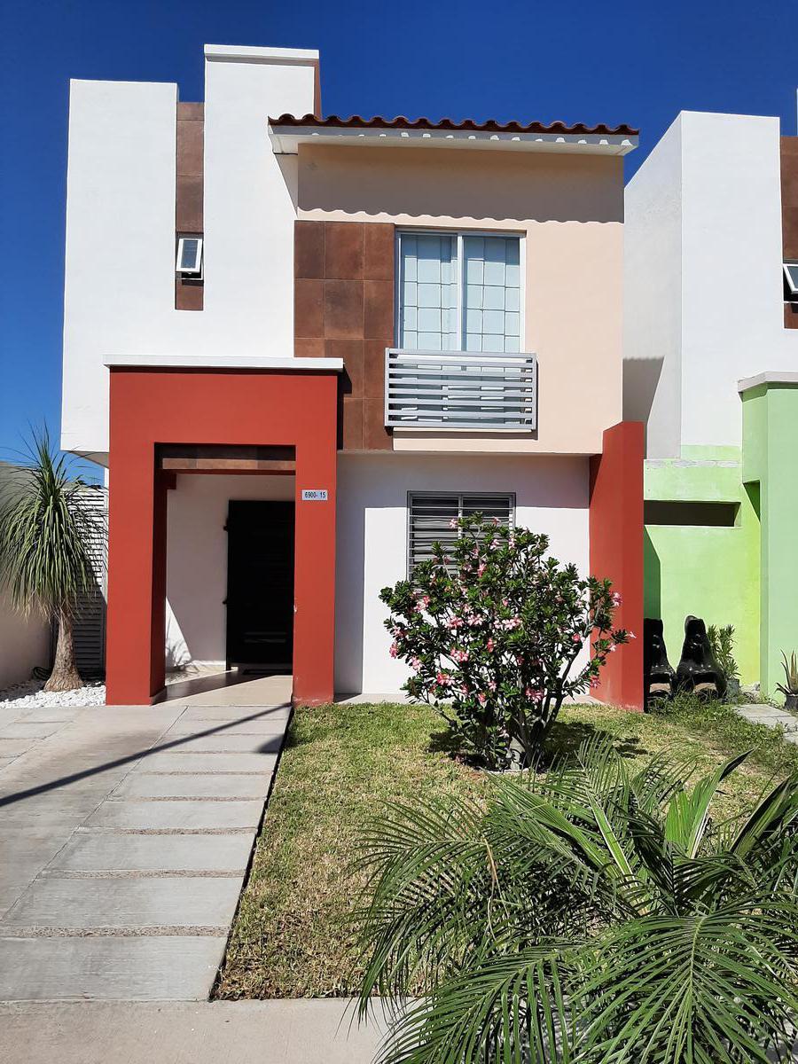 Foto Casa en Venta en  Culiacán ,  Sinaloa  CASA EQUIPADA EN VENTA, CASI NUEVA,  EN  PRIVADA, SECTOR AEROPUERTO